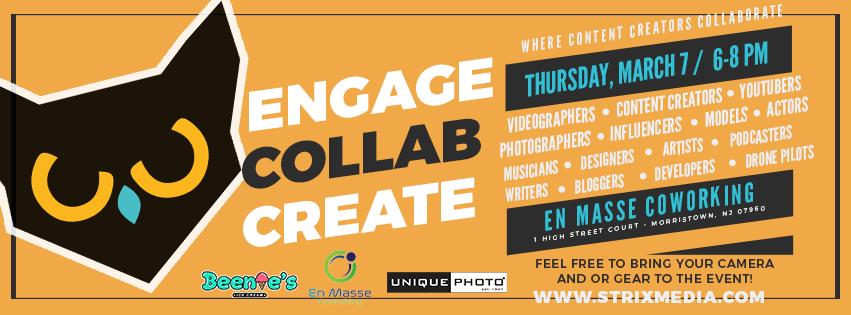 A EVENT FOR CREATORS!